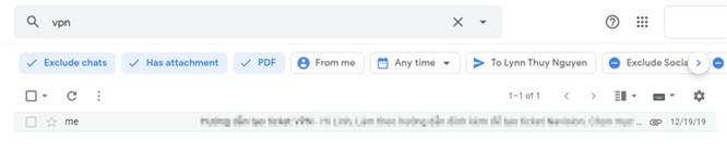 Cách tìm kiếm email Gmail siêu nhanh - ảnh 5