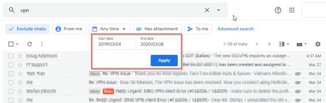Cách tìm kiếm email Gmail siêu nhanh - ảnh 7