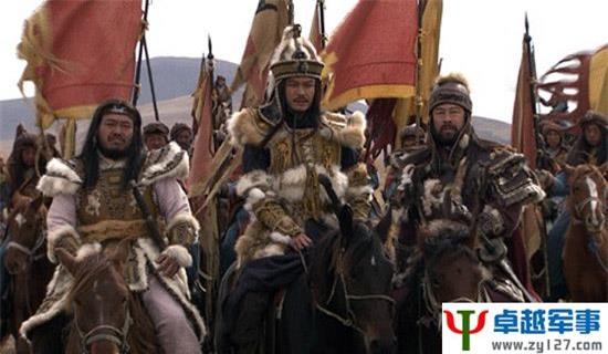 Thiếu đi Chiến thần, Lưu Bang suýt nữa trở thành con mồi dưới tay quân Hung Nô. (Ảnh minh họa).