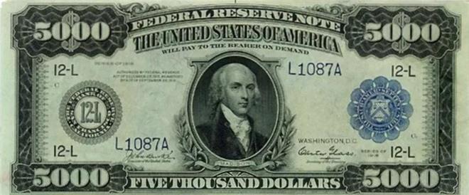 Những khuôn mặt trên mỗi tờ đô la Mỹ là ai? - Ảnh 12.