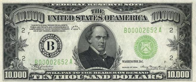 Những khuôn mặt trên mỗi tờ đô la Mỹ là ai? - Ảnh 13.