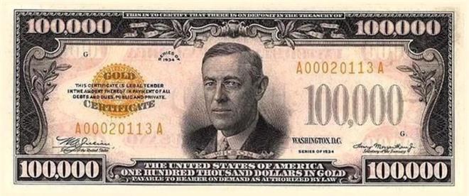 Những khuôn mặt trên mỗi tờ đô la Mỹ là ai? - Ảnh 15.