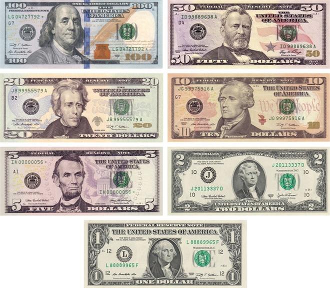 Những khuôn mặt trên mỗi tờ đô la Mỹ là ai? - Ảnh 2.