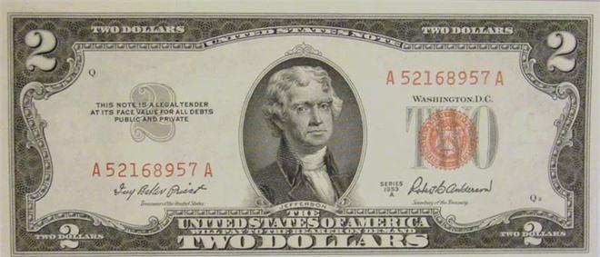 Những khuôn mặt trên mỗi tờ đô la Mỹ là ai? - Ảnh 4.