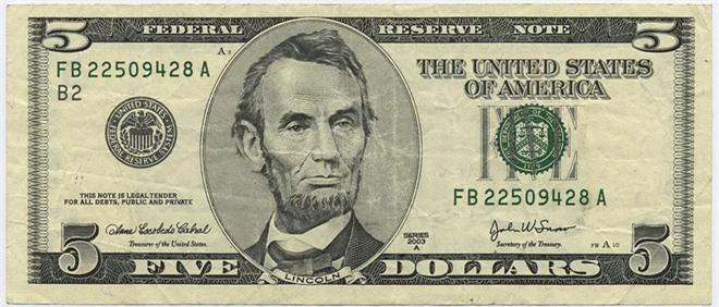 Những khuôn mặt trên mỗi tờ đô la Mỹ là ai? - Ảnh 5.