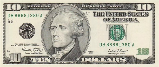 Những khuôn mặt trên mỗi tờ đô la Mỹ là ai? - Ảnh 6.