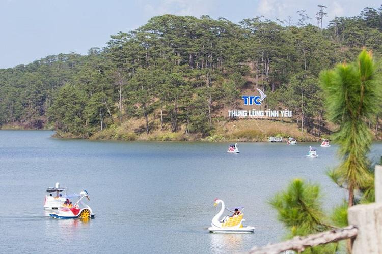 """Các khu, điểm du lịch trên địa bàn Đà Lạt nói riêng và tỉnh Lâm Đồng nói chung sẽ hoạt động trở lại sau một thời gian dài """"ngủ đông"""""""