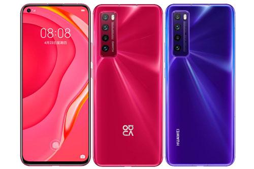 Huawei Nova 7 5G.