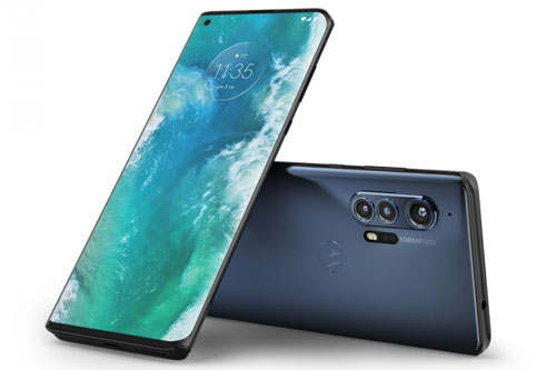 Motorola Edge Plus.