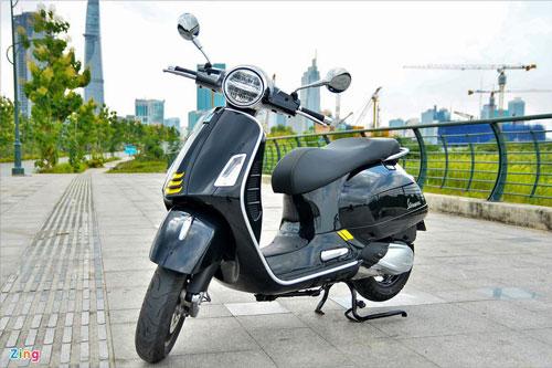 Vespa GTS 300 HPE.