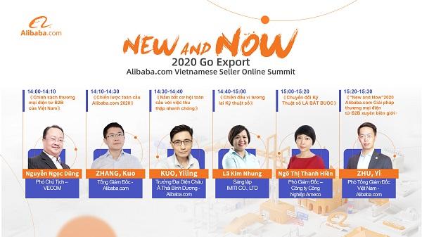 Hội thảo trực tuyến thu hút sự theo dõi của 9.200 doanh nghiệp Việt Nam.