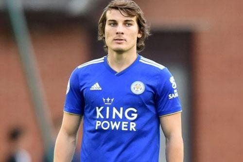 1. Caglar Soyuncu (Leicester City) - 37.55 km/h.