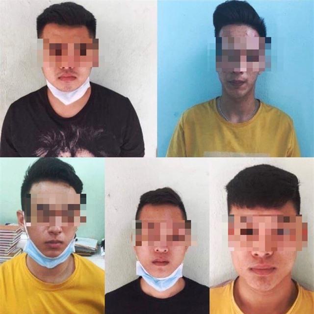 """Đà Nẵng: Hàng chục thanh niên nam, nữ mở """"tiệc ma tuý"""" mừng hết cách ly - 1"""