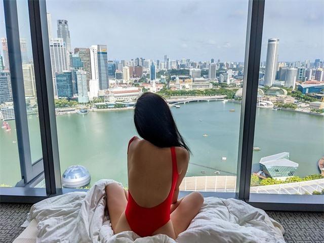 Hậu ly hôn, Tuyết Lan tiết lộ cuộc sống mắc kẹt giữa tâm dịch Singapore - 7