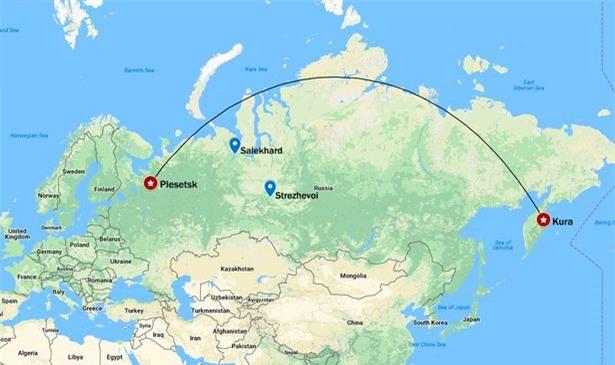 Nga: Người dân hốt hoảng ghi hình quả cầu sáng giống đĩa bay - 5