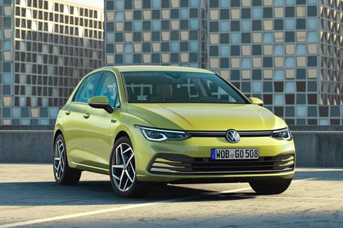 Volkswagen Golf (doanh số: 11.268 chiếc).