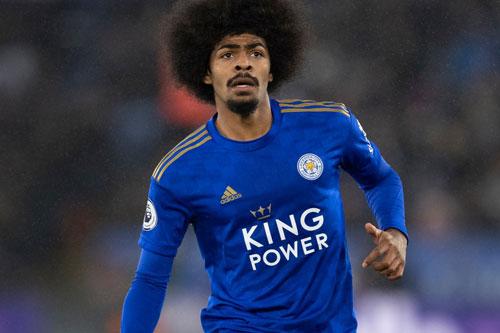 8. Hamza Choudhury (Leicester City) - 36.93 km/h.