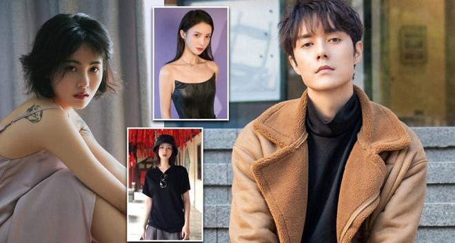 Trương Siêu có quan hệ tình ái với nhiều nữ diễn viên cùng một lúc.