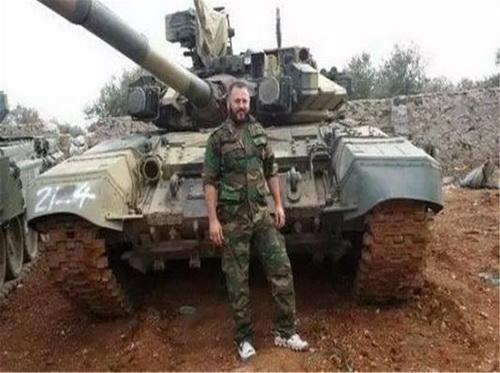 Nga đã âm thầm đưa số lượng lớn xe tăng T-90 tới Syria. Ảnh: Avia-pro.