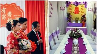 TAGS:4 điều TUYỆT ĐỐI CẤM KỴ khi tổ chức đám cướikiêng kị khi đám cướiKiêng kị khi đón dâuKiêng kỵ cưới vào năm kim lâu