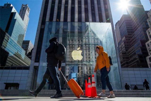 Apple vỡ trận tại Mỹ vì COVID-19 - Ảnh 1.