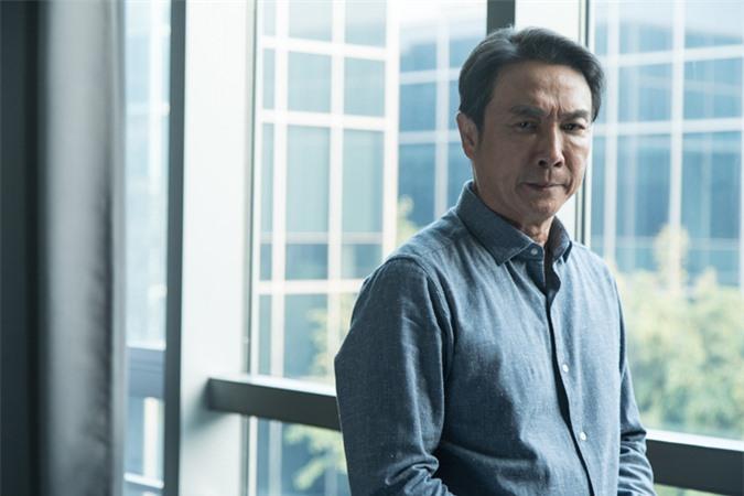 Diễn viên gạo cội Lưu Tùng Nhân. Ảnh:HK01