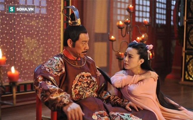 """Thấy Hoàng đế đi qua, cô gái đánh bạo """"làm liều"""" 1 việc và sau này trở thành Võ Tắc Thiên - Ảnh 3."""