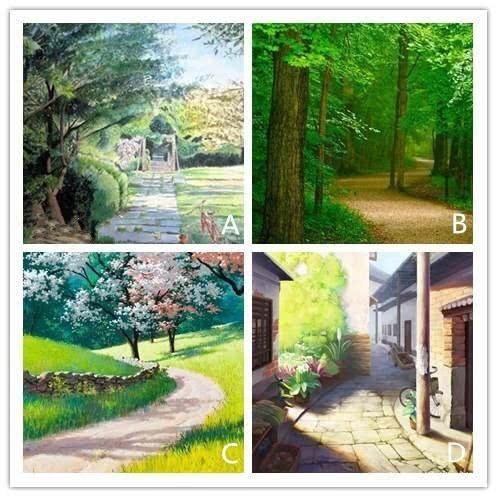 Bạn chọn con đường mòn nào?