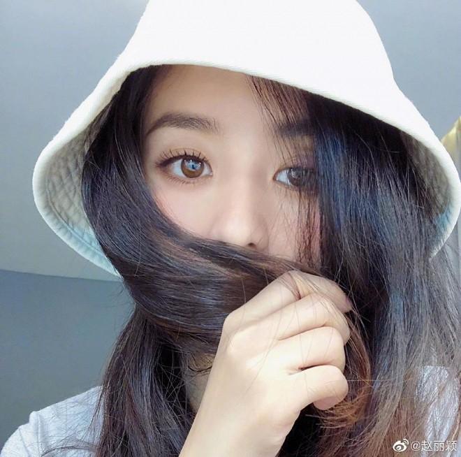 Những hình ảnh sau khi kết hôn được Triệu Lệ Dĩnh chia sẻ trên Weibo.