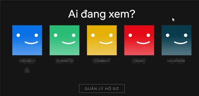 Cách đặt mật khẩu bảo vệ hồ sơ trên Netflix