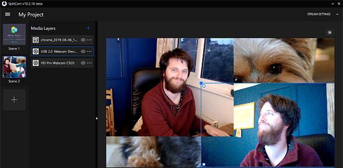 Cách sử dụng hai hay nhiều webcam cùng lúc khi họp qua Skype