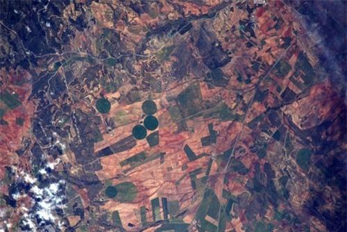 Hình ảnh Trái Đất đẹp tuyệt vời nhìn từ không gian - 12