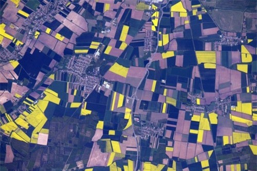 Hình ảnh Trái Đất đẹp tuyệt vời nhìn từ không gian - 2