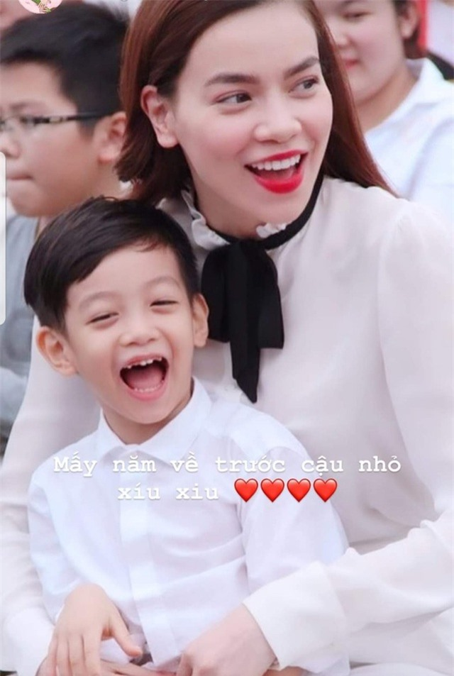 Hồ Ngọc Hà chia sẻ hành trình trưởng thành của con trai Subeo - 1