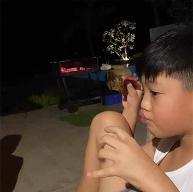 Hồ Ngọc Hà chia sẻ hành trình trưởng thành của con trai Subeo - 11