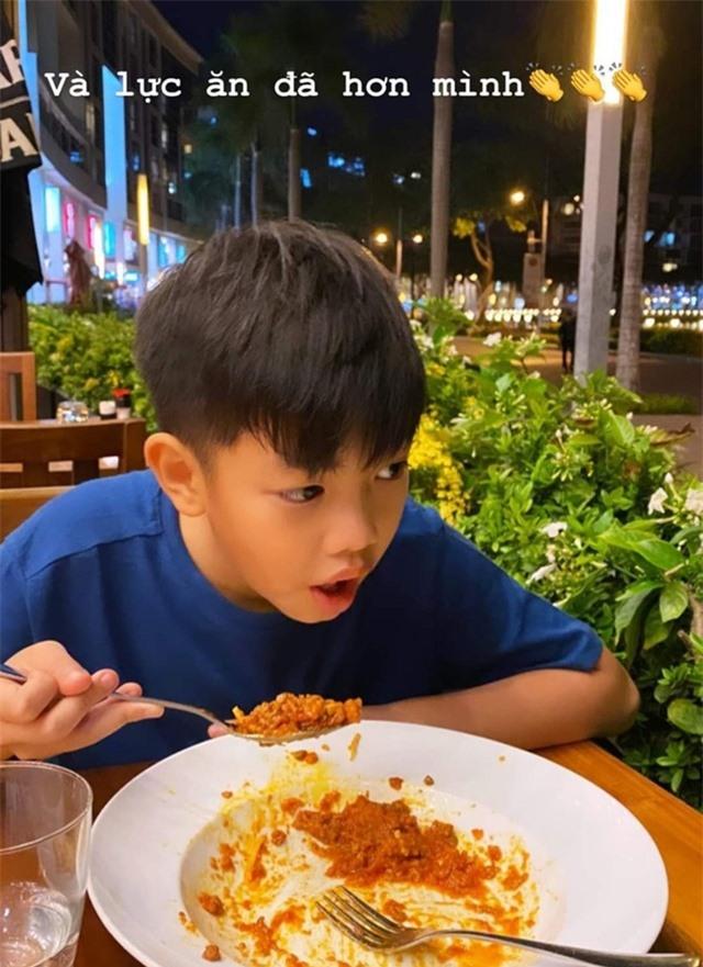 Hồ Ngọc Hà chia sẻ hành trình trưởng thành của con trai Subeo - 12