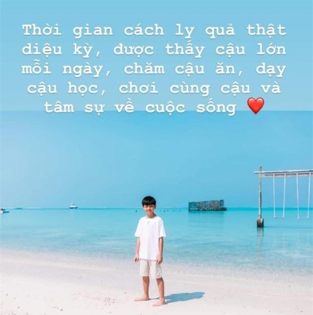 Hồ Ngọc Hà chia sẻ hành trình trưởng thành của con trai Subeo - 13