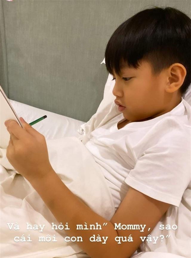 Hồ Ngọc Hà chia sẻ hành trình trưởng thành của con trai Subeo - 5
