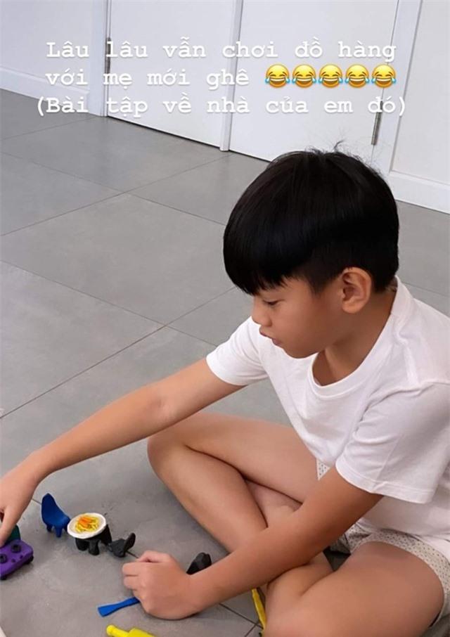 Hồ Ngọc Hà chia sẻ hành trình trưởng thành của con trai Subeo - 6