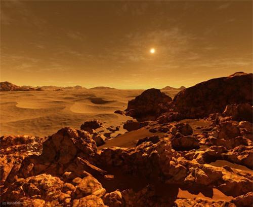 Mặt Trời trông như thế nào từ những hành tinh khác? - 3