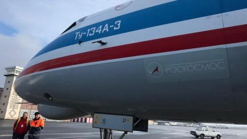 Quân đội Nga vẫn phải sử dụng những chiếc Tu-134 đã hàng chục năm tuổi. Ảnh: Topwar.
