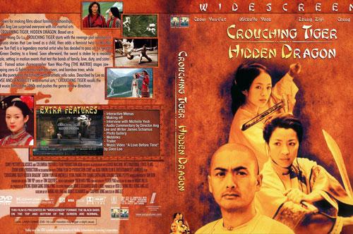 Poster phim Ngọa Hổ Tàng Long.