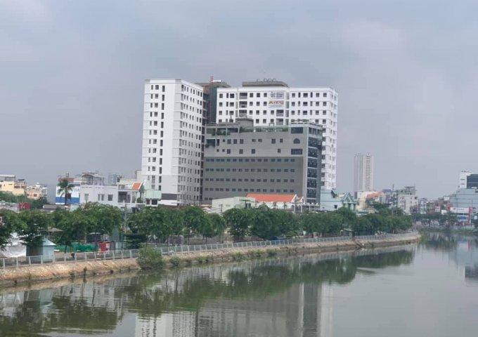 Dự án căn hộ Felisa Riverside (số 99 Bến Bình Đông, phường 11, quận 8) do Công ty CP Địa ốc Sài Gòn làm chủ đầu tư.