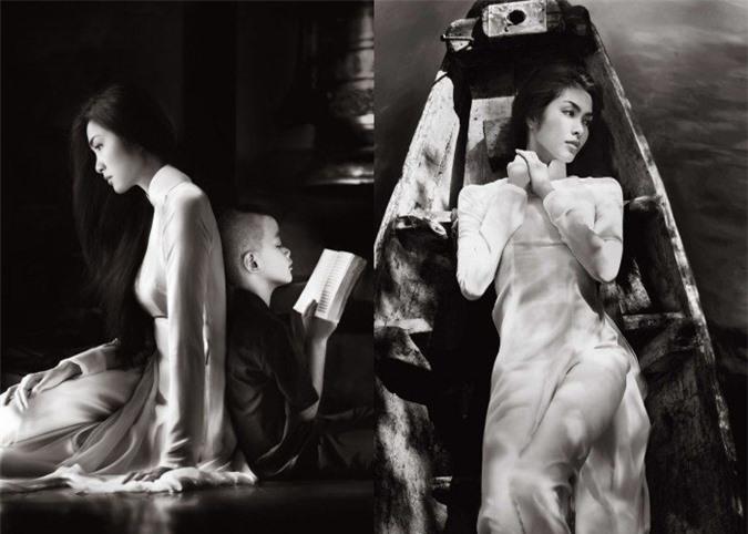 """Bộ ảnh áo dài thời chưa chồng của Tăng Thanh Hà gây """"sốt"""" trở lại, ai xem cũng ngẩn ngơ - Ảnh 6."""