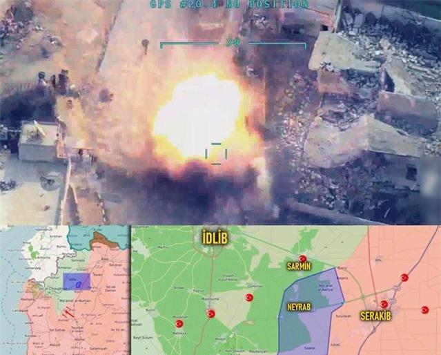 Cả gan bật lại ông chủ, phiến quân Syria bị UCAV Thổ săn diệt không thương tiếc? - Ảnh 1.