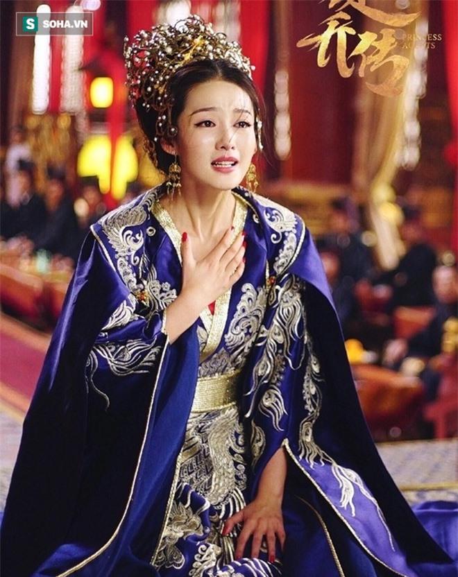 Cuộc đời vị công chúa là hậu duệ Tư Mã Ý: Bị bán theo đúng nghĩa đen, đầu thai đúng chỗ vẫn thua số trời! - Ảnh 5.