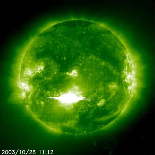 Những lần bão Mặt Trời tàn phá Trái Đất trong lịch sử - 1
