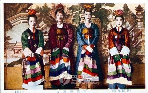 Những nàng gisaeng sắc nước hương trời từng làm hàng triệu nam nhân Hàn Quốc si mê 100 năm trước - Ảnh 2.