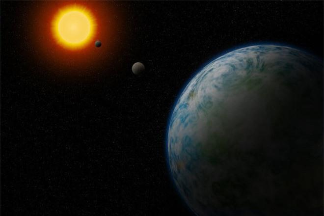 Phát hiện 2 siêu Trái Đất có thể tồn tại sự sống - 1