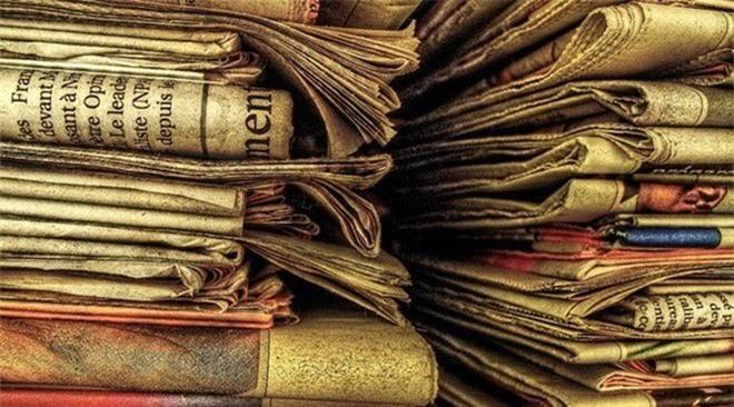 Mọt sách thắc mắc: do đâu mà sách báo bảo quản cẩn thận đến mấy cũng vẫn ngả vàng? - Ảnh 3.